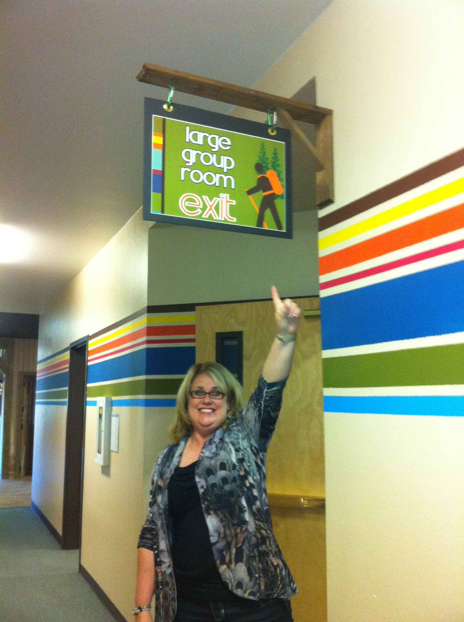 Youth Group Room Designs: Pin On Children's Ministry Rooms