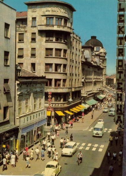 Photos Of Old Belgrade 1850 1960 Page 54 Skyscrapercity Beograd Belgrade Serbia Serbia