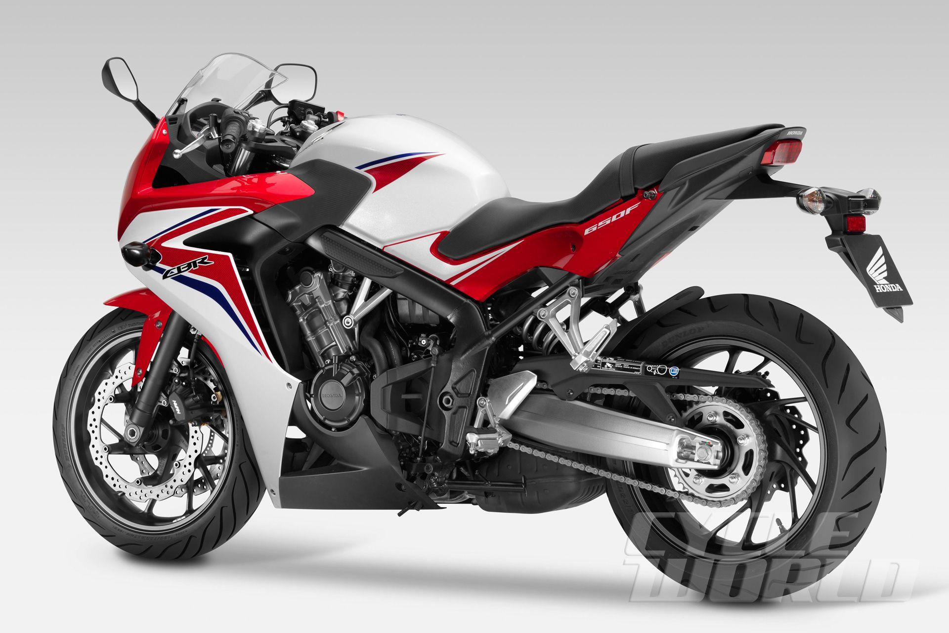 Cycle World 2014 Honda CBR650F First Look Motor