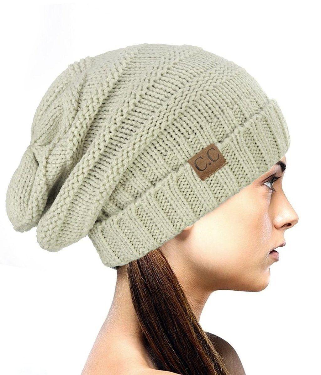 81f1768e1bf68 Women s Knit Striped Beard Mustache Removeable Face Mask Warmer Hat Beanie  Cap