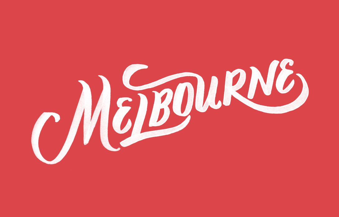 SCOUTED LETTERING — Ria McIlwraith