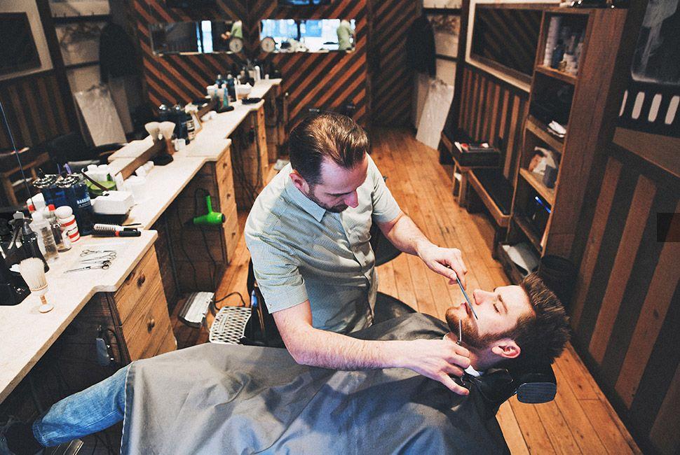 Photo Essay Geno's Barberia
