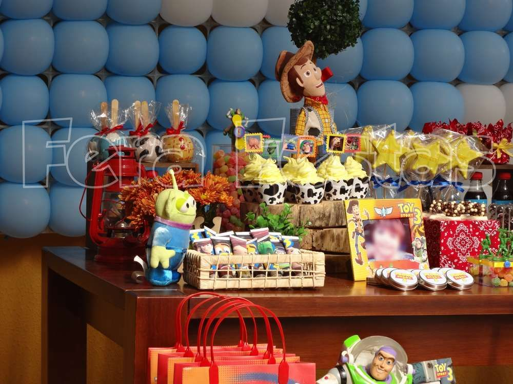 Toy Story Birthday Party Ideas | Photo 2 of 15