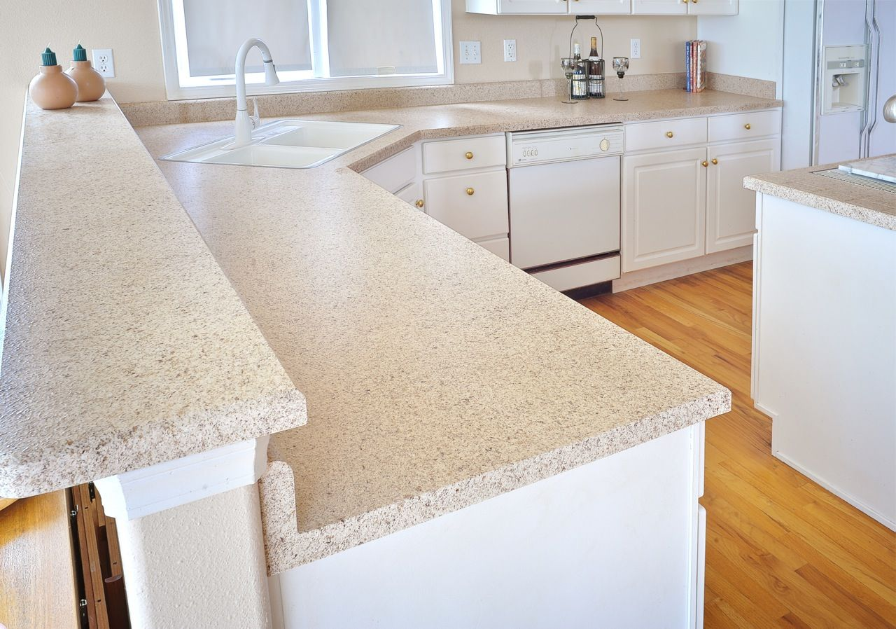 Miracle Method Can Refinish Your Countertops In Time For The