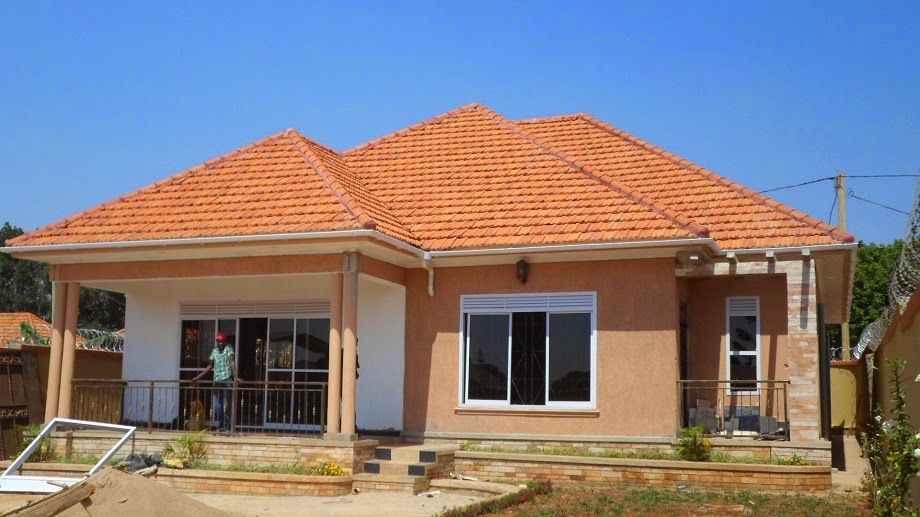 image result for unique 4 bedroom house plans in uganda