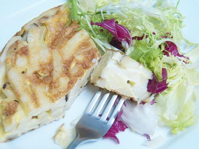 Tortilla de Batata!