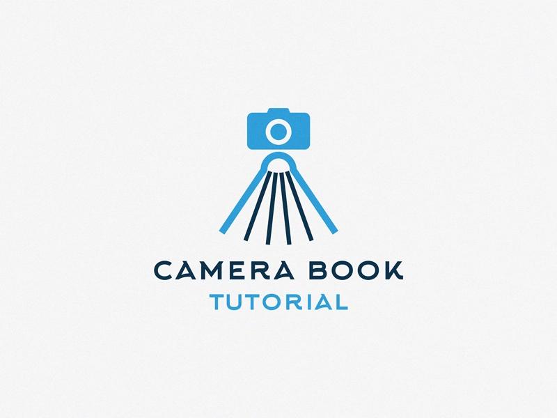 Camera Book Camera Logos Design Camera Logo Book Design
