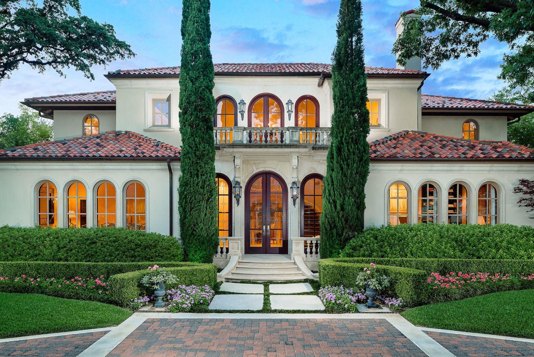 4236 Lorraine Briggs Freeman Sothebys Luxury Home  For Sale In Dallas Fort Worth Exterior (1800×1204)