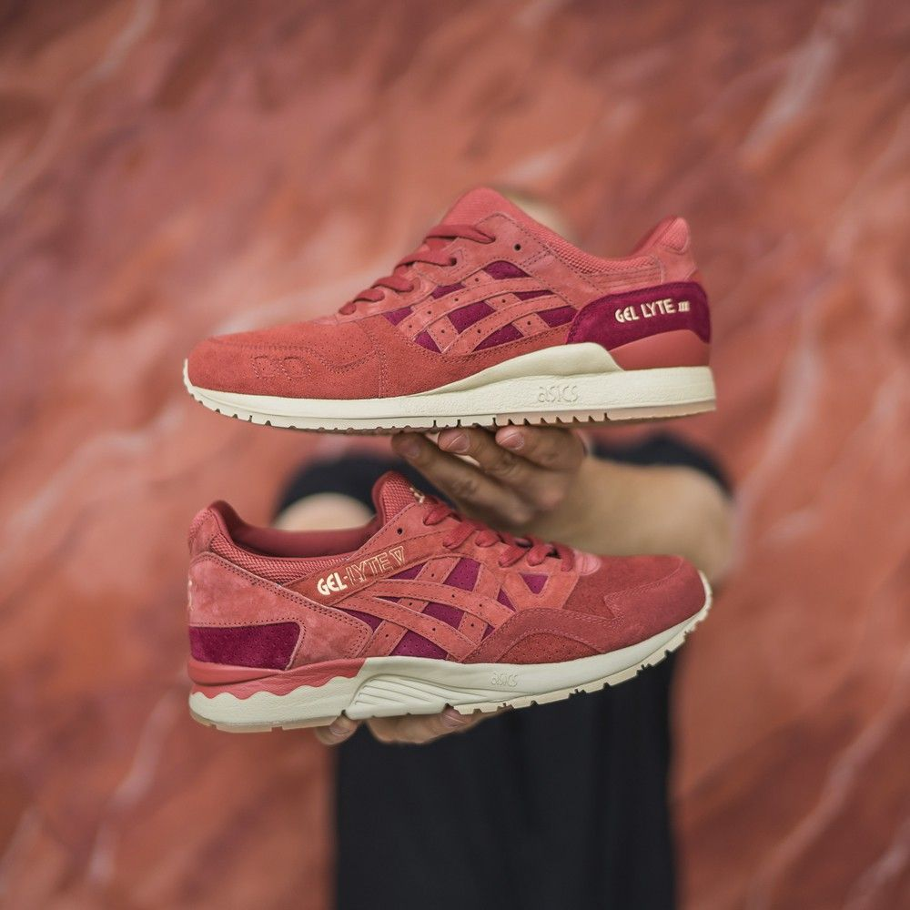 reputable site 39dbf 6c2bf Asics Tiger Gel-Lyte V Tandoori
