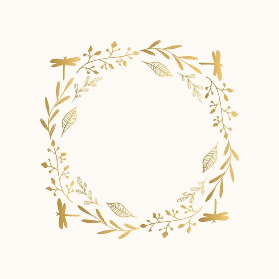 Floral Svg Wreath Flourish Monogram Golden Laurel Hand Etsy Arkaplan Tasarimlari Cizimler Suslemeler