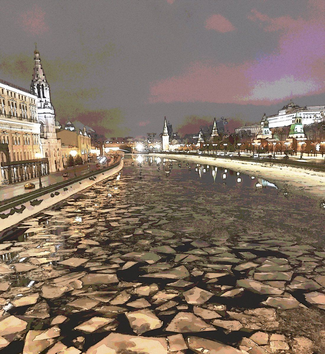 Scongelare a Mosca