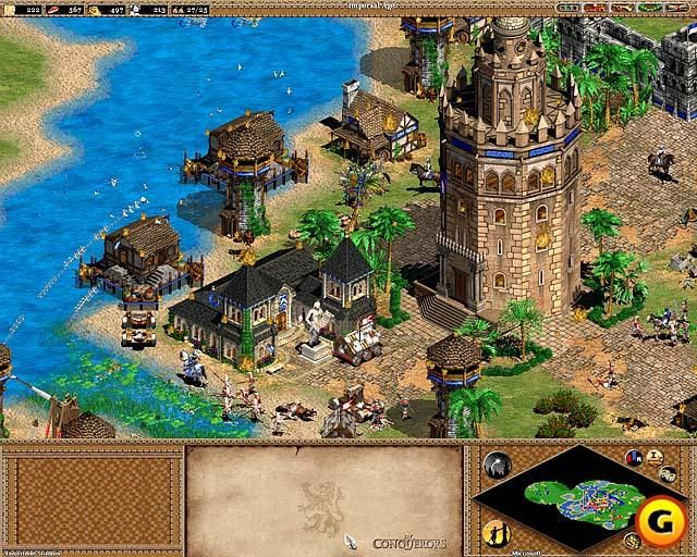 Playing With The Spanish Age Of Empires Ii
