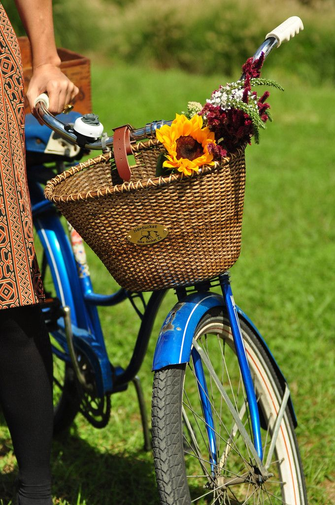 Lightship Collection Adult Bicycle Basket Nantucket Bicycle Basket Co