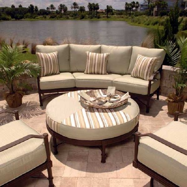 Salerno Deep Seating Collection By Ebel Outdoor Furniture Sets