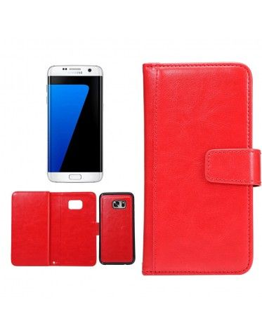 coque samsung s7 rouge