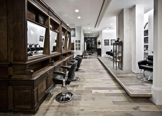Adee Phelan Salon - Traviesa Diseño Libre | barberia | Pinterest ...