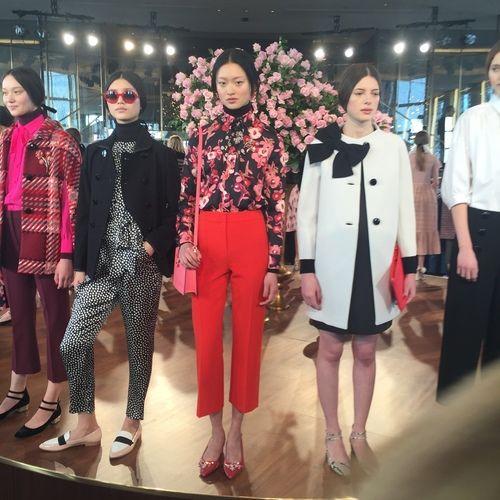 Kate Spade Presentation- New York Fashion Week