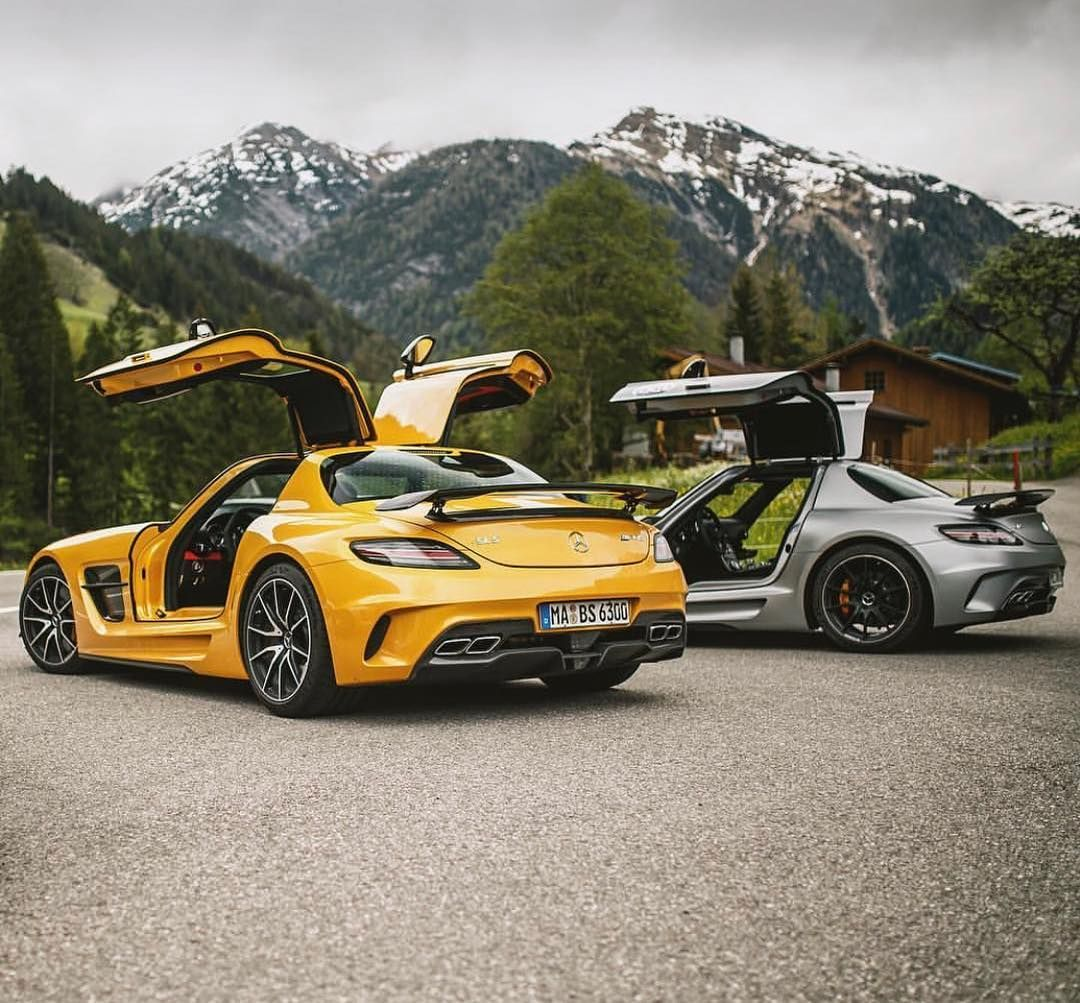 Mercedes Amg Sls Black Series In 2020 Mercedes Benz Sls Amg