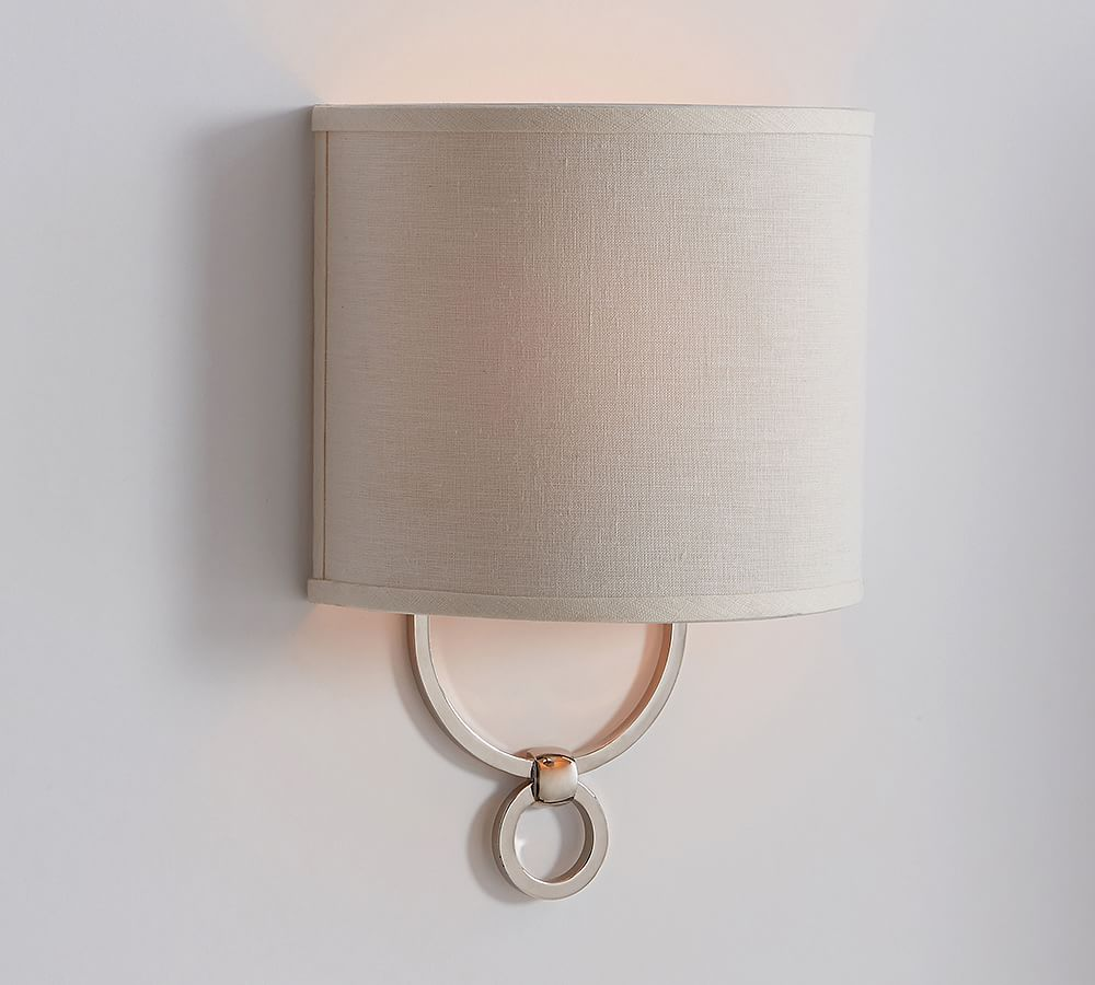 Francis sconce in brooklyn pinterest sconces pottery
