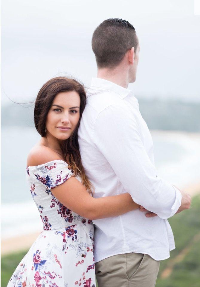 Engagement Shoot. Palm Beach, Sydney's Northern Beaches