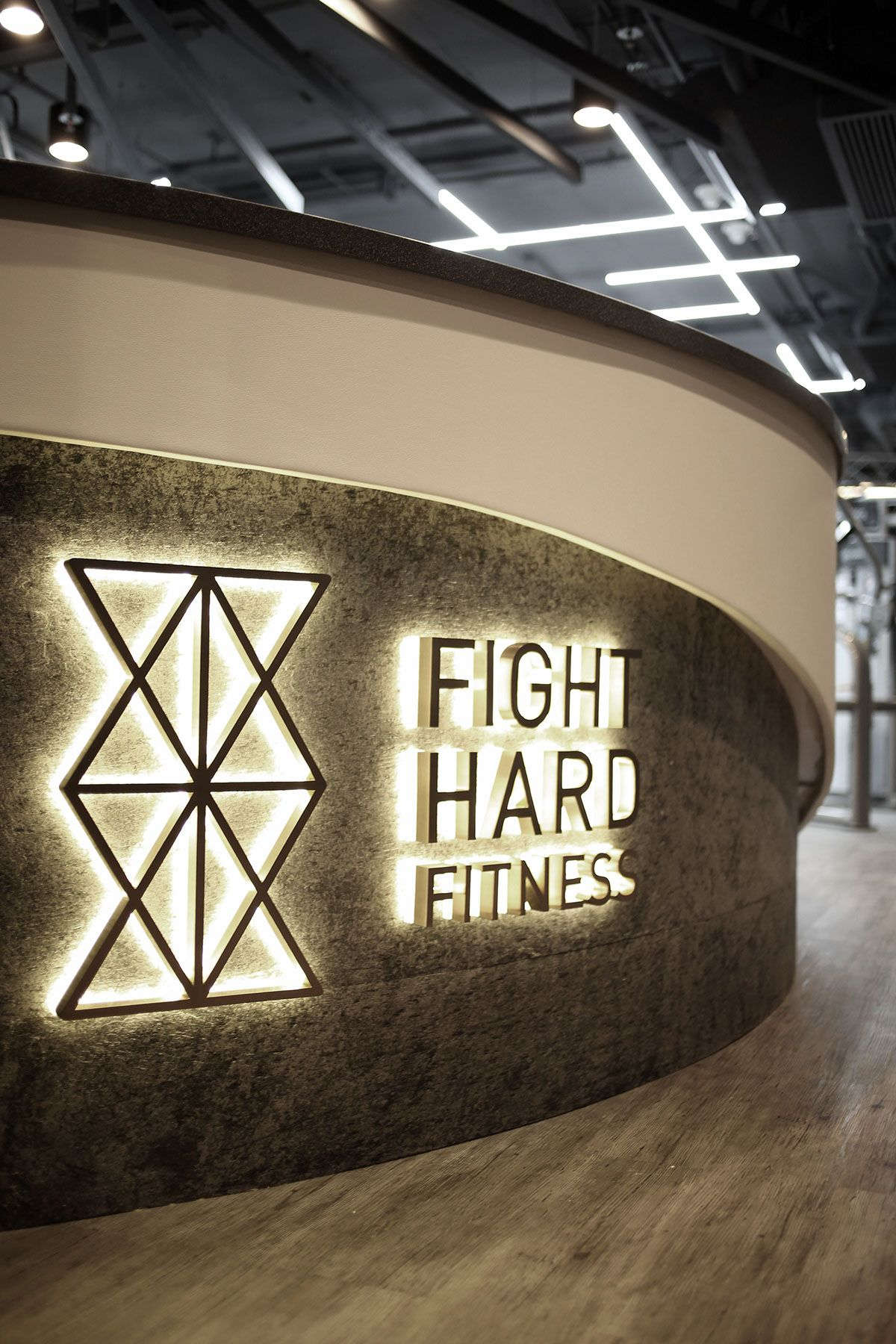 Fight Hard Fitness On Behance