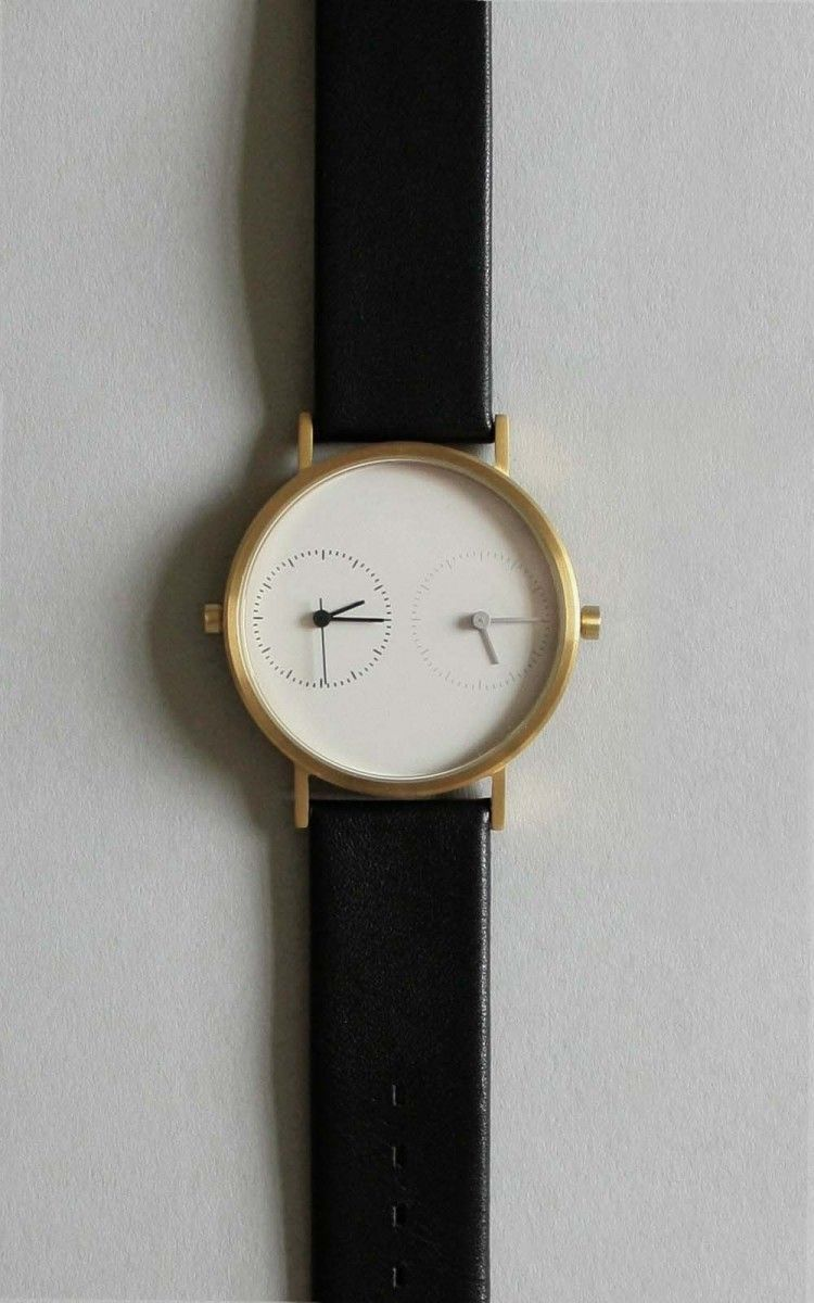 The Long Distance Watch by Kitmen Keung Accessories