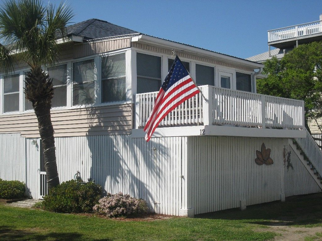 House vacation rental in Tybee Island from