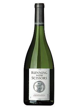 Running with Scissors Chardonnay