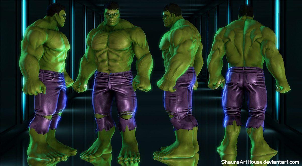 37bbffc43165  Hulk  Fan  Art. (Hulk Classic MH for XNALara   XPS) By  ShaunsArtHouse.  (THE   3   STÅR   ÅWARD OF  AW YEAH