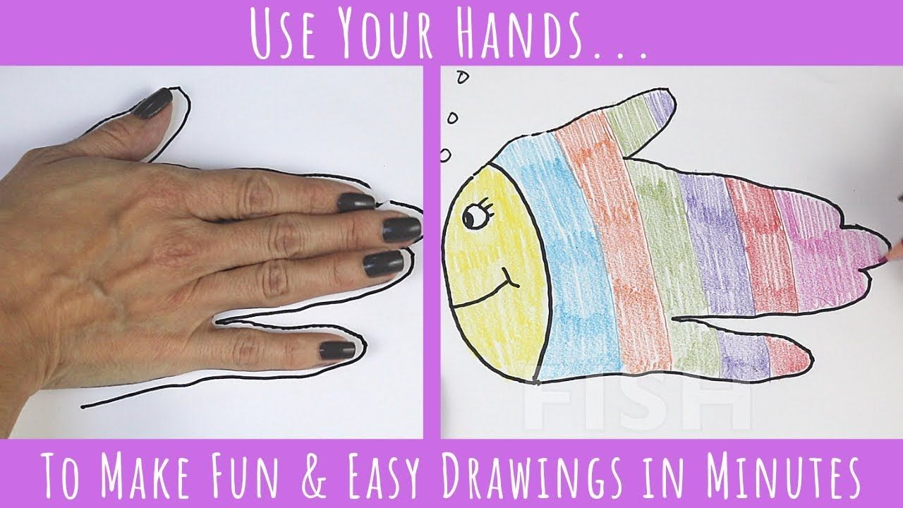 Fun and Easy Drawing Tricks for Kids - Draw With Me Today ...