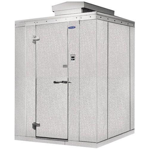 Nor Lake Kodf771012 C Kold Locker 10 X 12 X 7 7 Outdoor Walk In Freezer Walk In Freezer Storage Spaces Cooling Unit