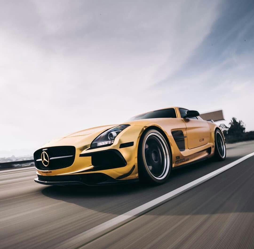 Mercedes Sls Amg: Mercedes SLS AMG Black Series C197 (With Images
