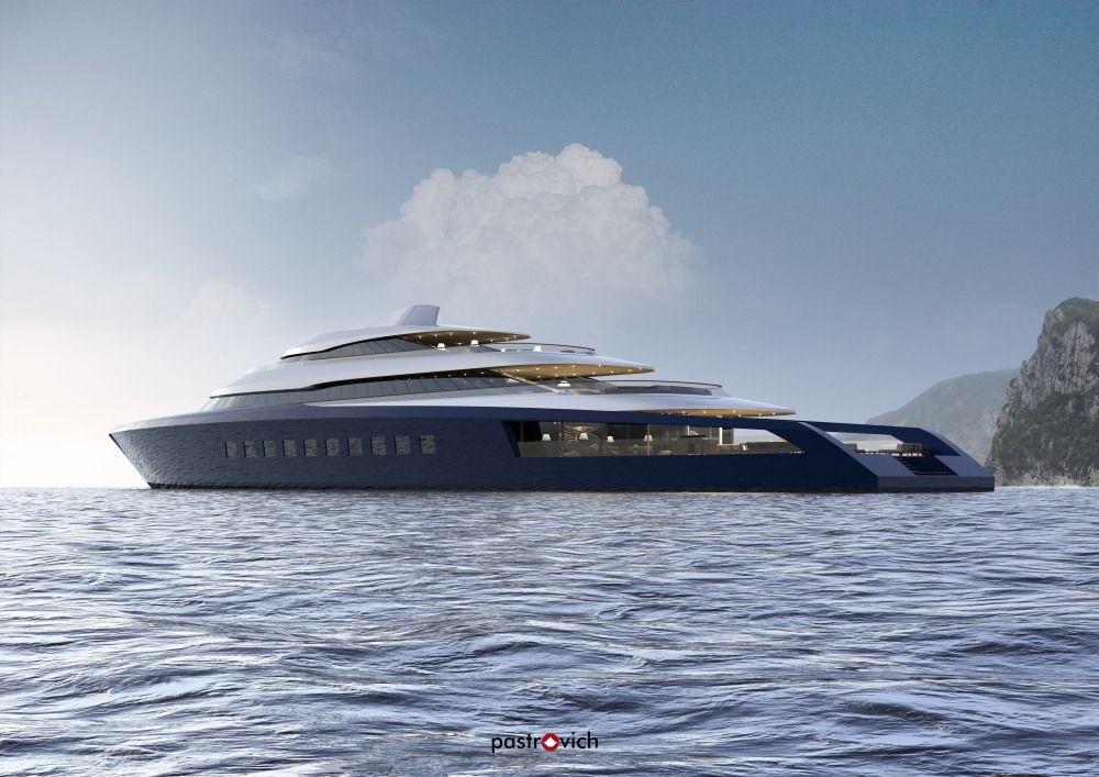 Superyachten concept  The X – Prime Is Pastrovich Studio's New Concept Superyacht | Yachts ...