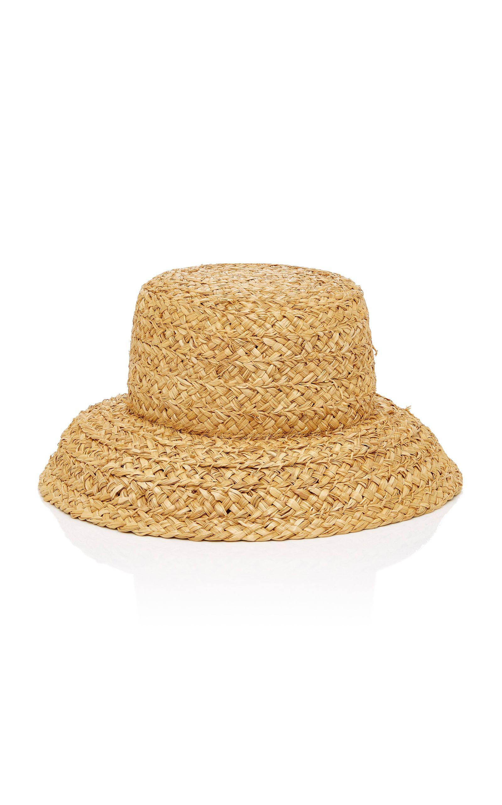 d55392d290b Sydney Woven Straw Bucket Hat in 2019 Maine t Maine