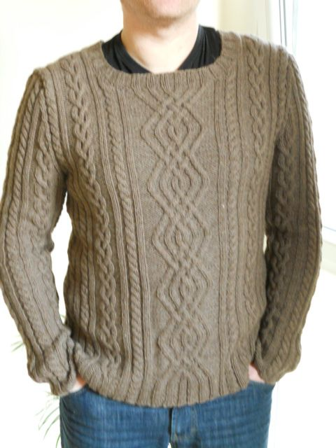 Hedge Fence Pullover by Elinor Brown  - 8,50 $