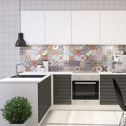 Vinilos Para Cubrir Azulejos Cocina Novocom Top