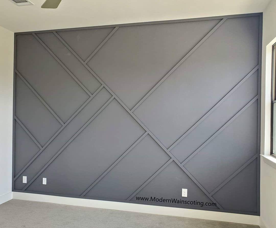 64 Raised Panel Wall Ideas Interior House Interior Design