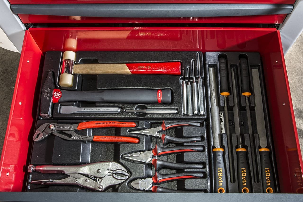 Lets see pictures of your tool box organization Page 12