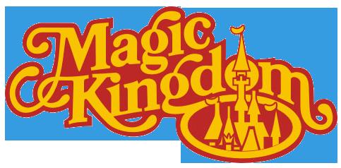 Magic Kingdom Logos Disney Magic Kingdom Disney Project Life Disney Cards