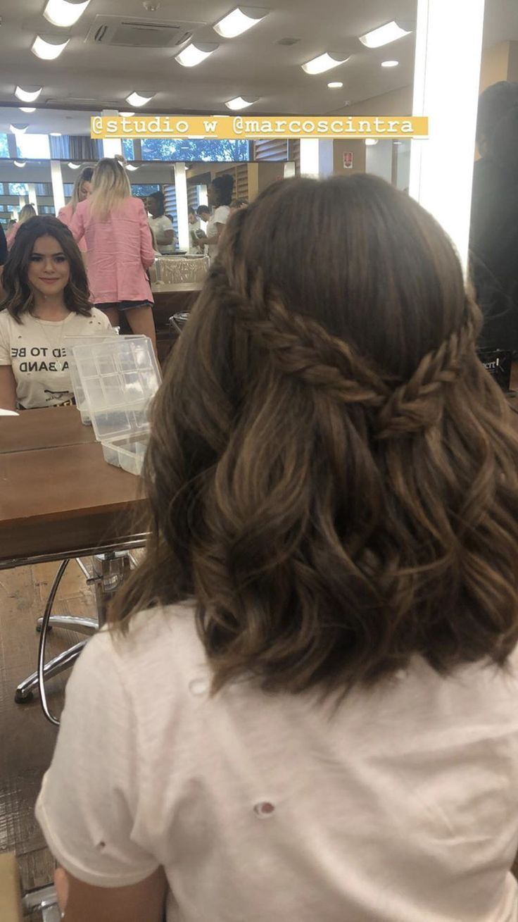 Untitled Prom Hairstyles For Short Hair Thick Hair Styles Easy Hairstyles