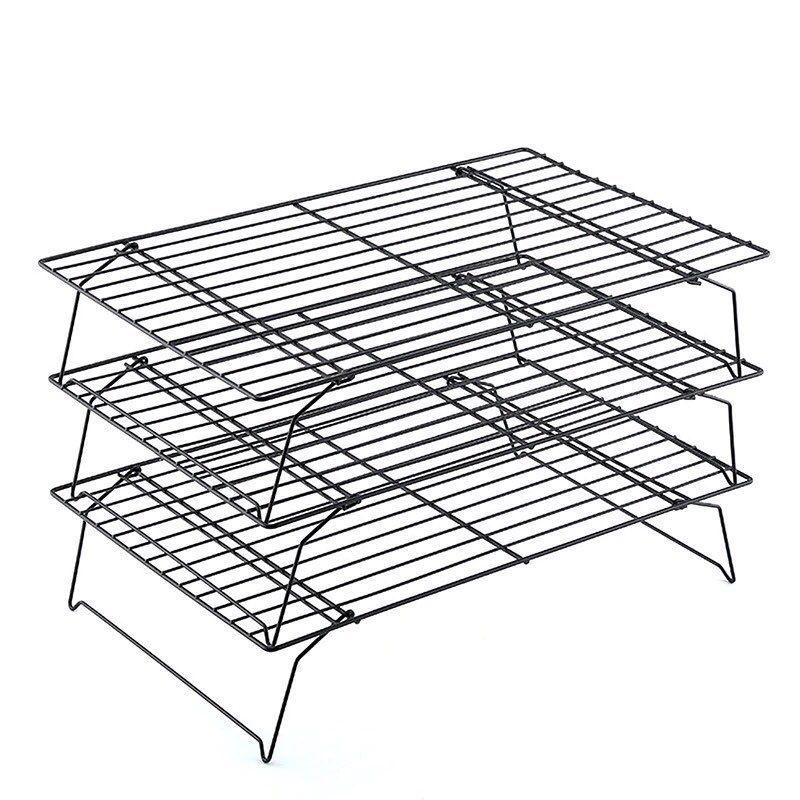 Homeneed 02 Rak Pendingin Kue Cake Cooling Rack 3 Susun Rp 84 000 1300 Gr Pemesanan Via Whatsapp 08132297386 Dog House Bed House Tent Dog Houses