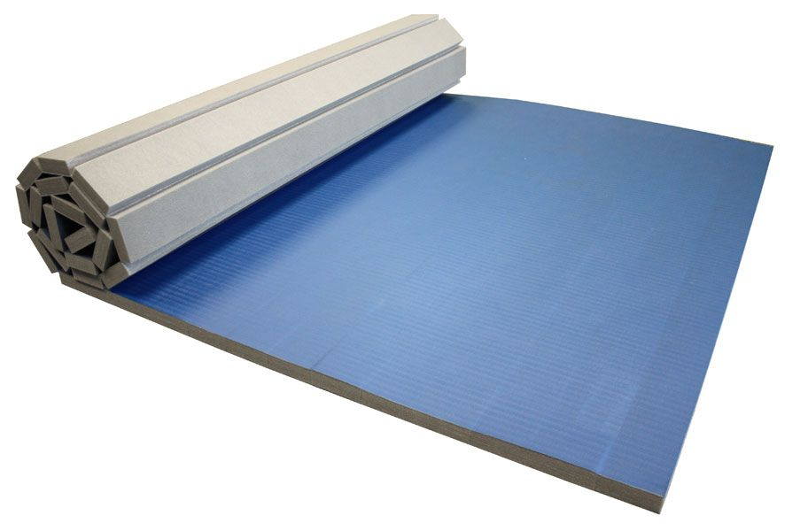 Our Roll Out Mats are perfect for MMA, martial arts, karate