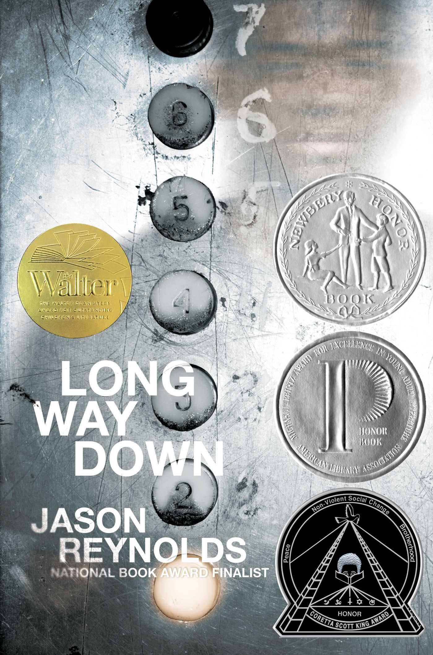 Celebrating National Poetry Month with Long Way Down by Jason Reynolds