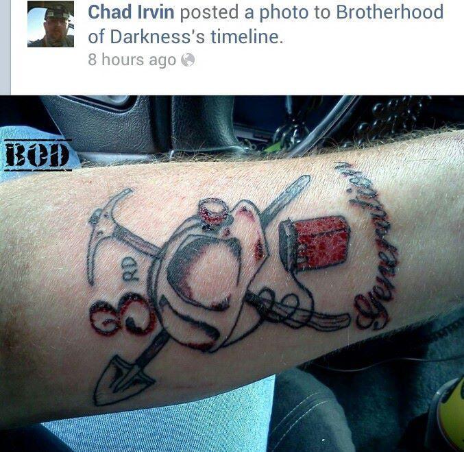 Hard Hat Light Tattoo Hard Hat Light Tattoo Bodyillustration Hard Hat Light Minertattoo Tattoo In 2020 Light Tattoo Memorial Tattoos Tattoos