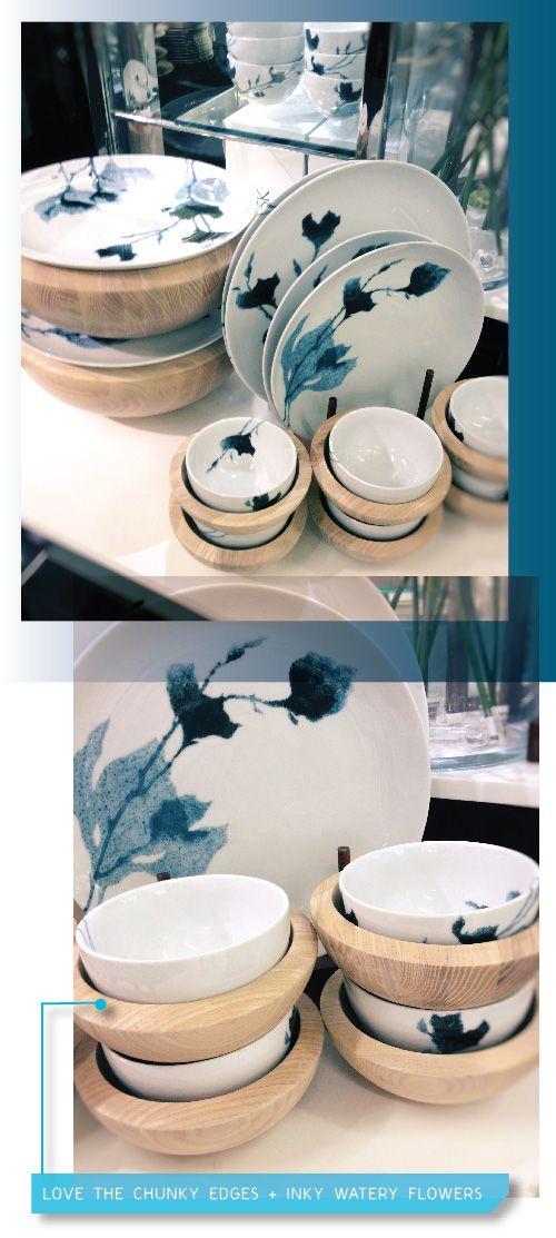 Shop Spot Dansk Torq Ashwood Serveware And Silhuet