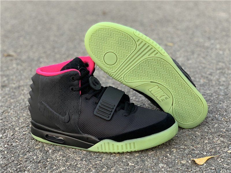 Restock Kanye West X Nike Air Yeezy 2 NRG Solar Red in
