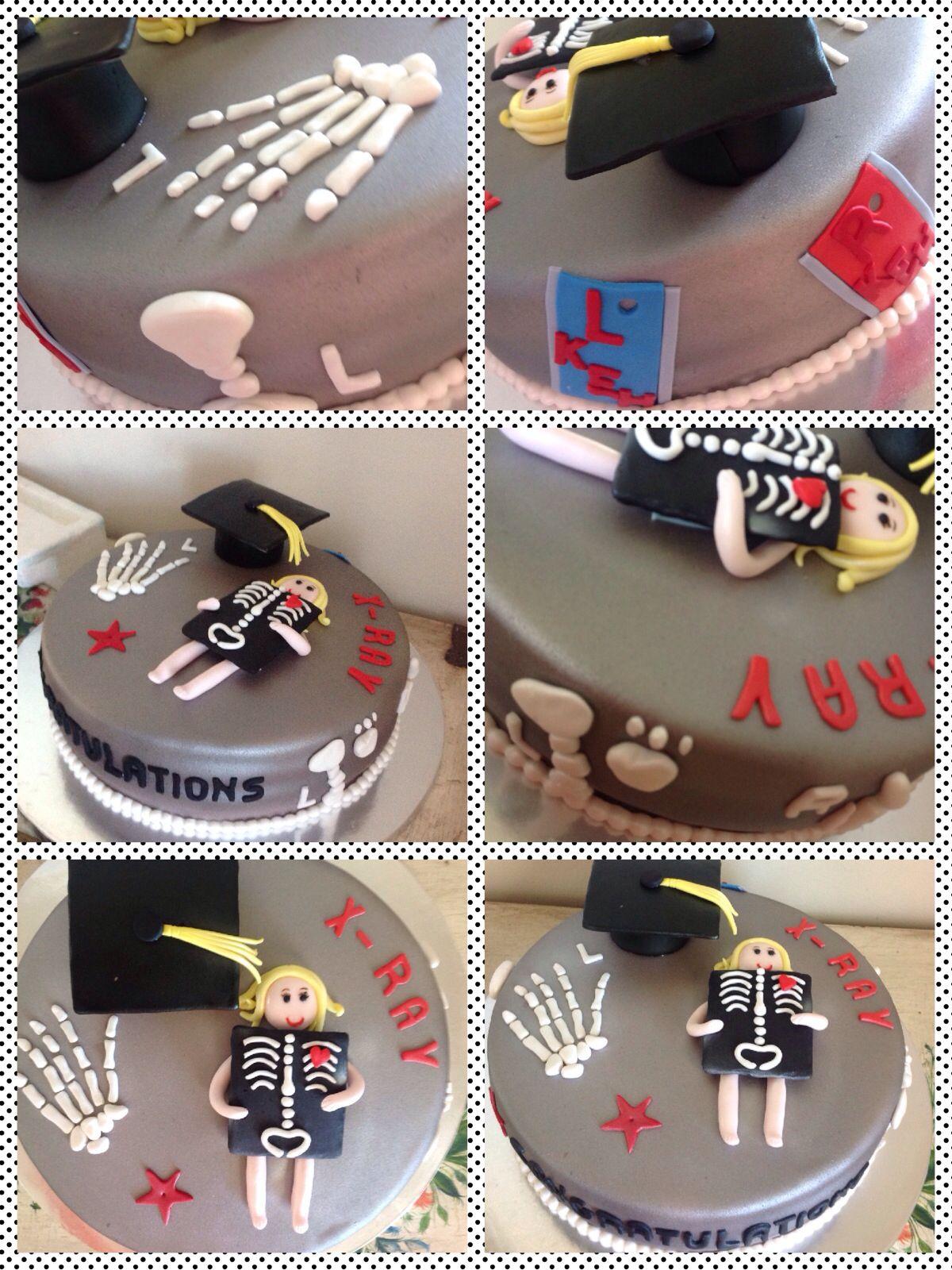 X Ray Cake