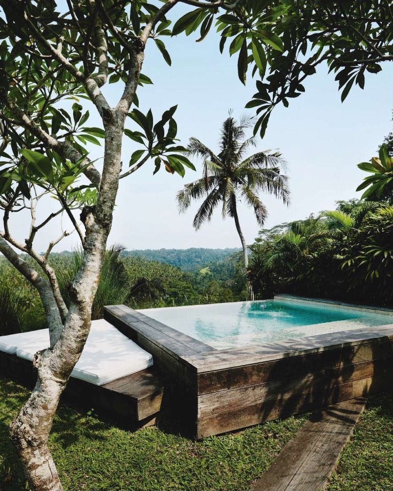 "Bali Home Design Ideas: Thedesigncollector: "" Tropical Mood: In Bali, The Garden"