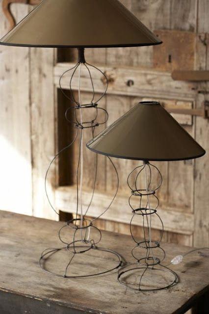 Little Emma English Home Lamp Decor Diy Lamp