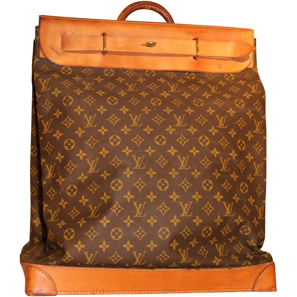 Louis Vuitton Steamer Bag Louis Vuitton Vuitton Louis